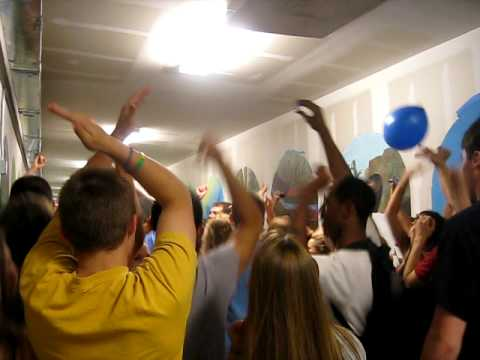 2010 Senior Prank at Yorktown High School
