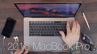 MacBook Pro Review (2016): Touch Bar worth it?