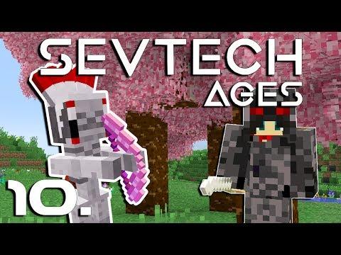 Minecraft - SevTech: Ages - Ez a BOSS túl OP!  - 10.rész letöltés