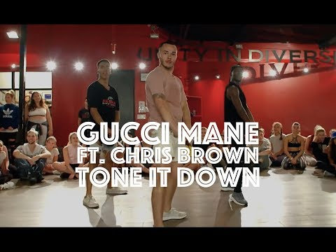 Gucci Mane - Tone It Down feat. Chris Brown | Hamilton Evans Choreography