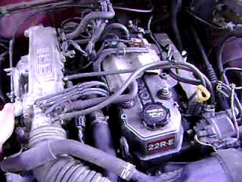 22r engine diagram 22re crap idle youtube  22re crap idle youtube