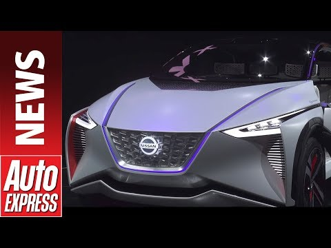 Nissan IMx revealed at Tokyo previewing electric SUV future