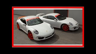 Aftermarket Porsche Hybrid System Vonnen Performance 991 and 981 Hybrid Upgrades k production c
