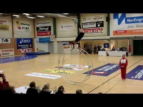 Norwegian champion straightline, 2013 Ruth Kari Krokeide