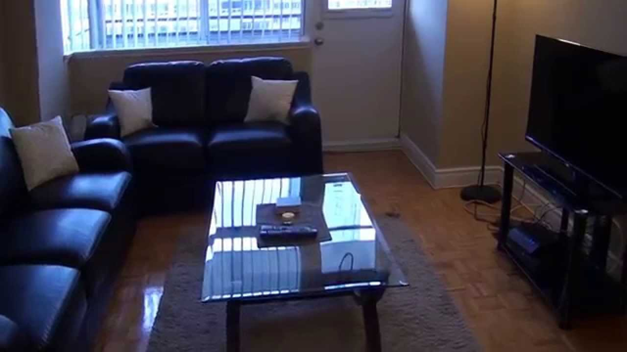 Furnished  Bedroom Apartment Toronto