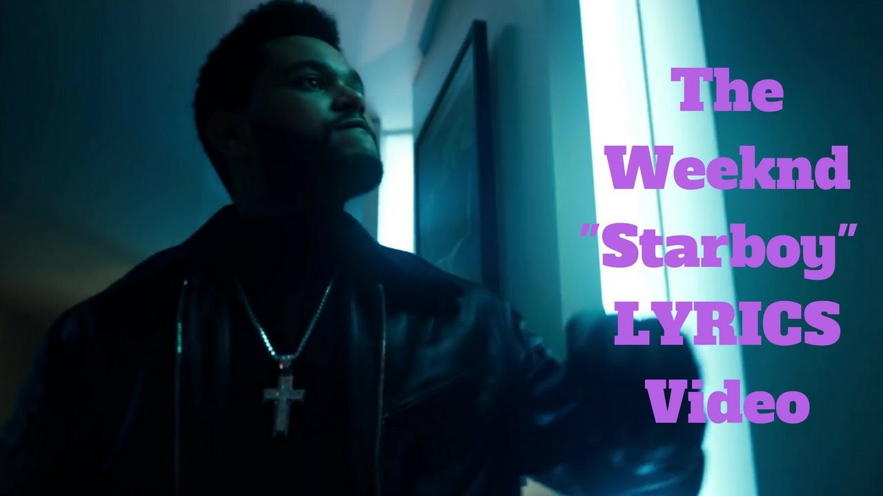 the weeknd puma shoes starboy weekend lyrics youtube
