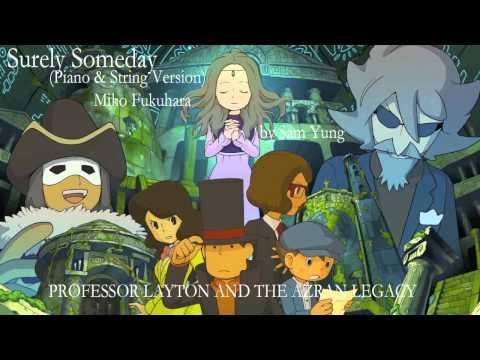 Surely Someday (Piano & String Version) - Miho Fukuhara - by Sam Yung