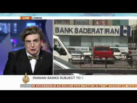 Impacts of Swift/Oil embargo and sanctions on EU trade with Iran
