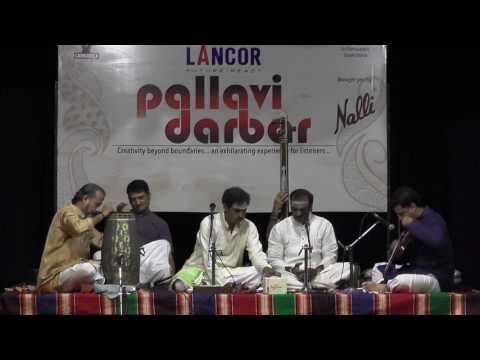 Malladi Brothers l Sampradaya Pallavi Concert l Carnatica & Parthasarathy Swami Sabha