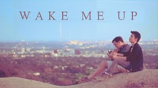 Repeat youtube video Wake Me Up (Avicii) - Sam Tsui & Jason Pitts Cover