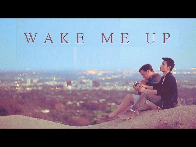 Wake Me Up (Avicii) - Sam Tsui & Jason Pitts Cover Travel Video