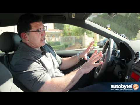 2012 Audi A3 TDI Test Drive & Luxury Car Review