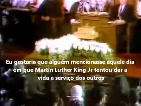 Martin Luther King - Discurso de morte e funeral