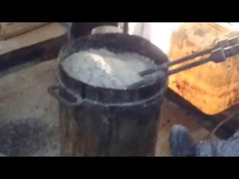 como fazer rezina