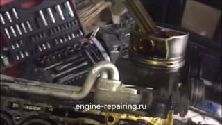Ремонт двигуна Volkswagen Tiguan 1 4 tfsi