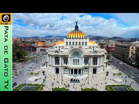 Conoce el Palacio de Bellas Artes en la CDMX / Know the Fine Arts Palace in Mexico City