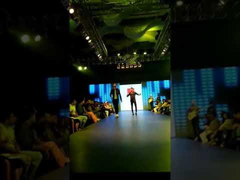 Bangalore Times Fashion Week.. A fashion  show with a rock concert..