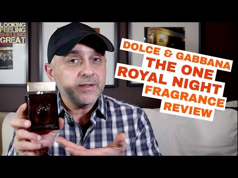 Dolce & Gabbana The One Royal Night Review + Samples Giveaway