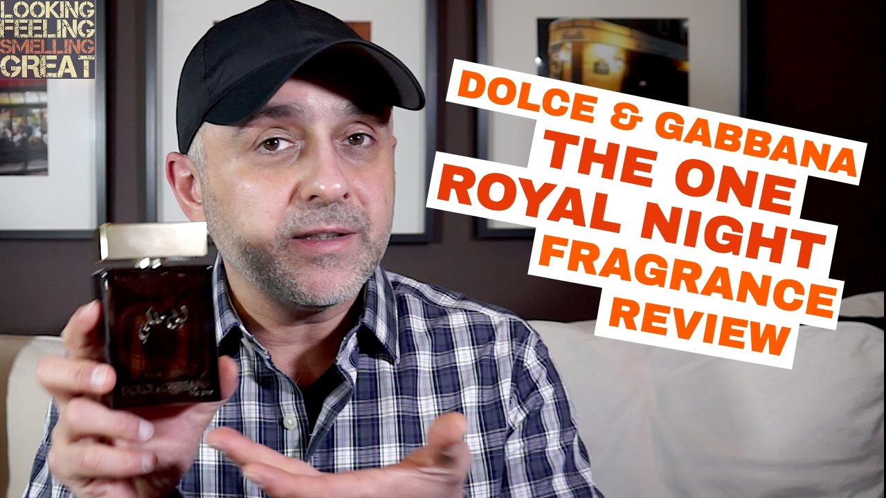 d0096560cd4f8 Dolce   Gabbana The One Royal Night Review + Samples Giveaway - YouTube