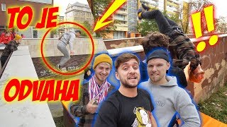 Učím youtubery parkour #45 | Show Off