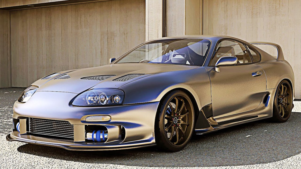 Ultimate Toyota Supra Mk4 Sound Compilation Youtube