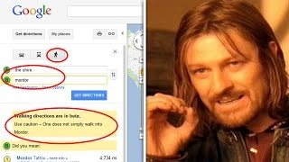 10 Weirdest Internet Easter Eggs