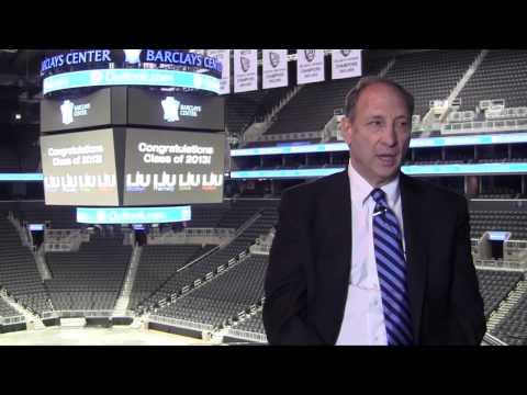 Bruce Ratner and Bob Sanna discuss Barclays Center