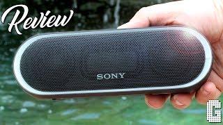 WOW! : Sony Extra Bass XB20 Wireless Speaker