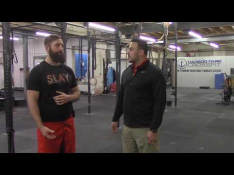 Anchored at Harbor Park CrossFit - Episode 17: Body Maintenance and How Physical Therapy Fits In