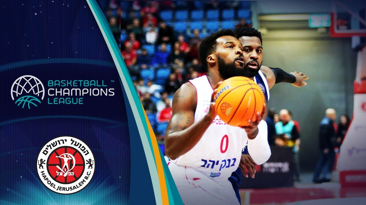 Shelvin Mack (22 PTS) SHOWS OFF for Hapoel Jerusalem!