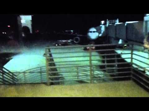 Palm Springs Airport Terminal Tour