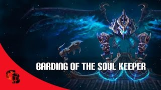 Dota 2: Store - Visage - Barding of the Soul Keeper