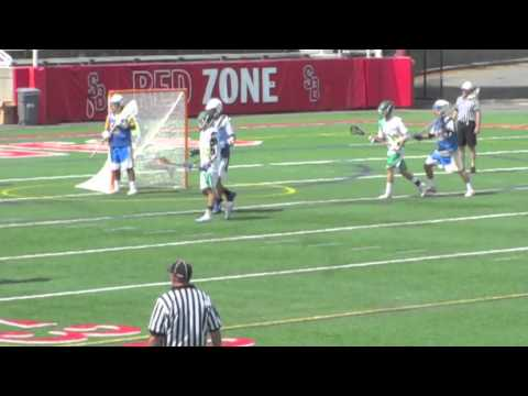 Connor Wise Lacrosse Highlights