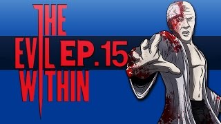 Delirious Plays The Evil Within: Ep. 15 (Ruvik is going down!) Last Chapter!
