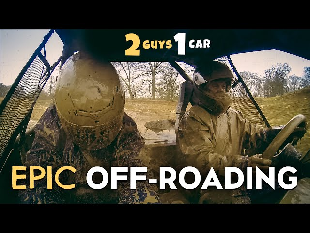 2 Guys 1 Car: Epic Off-Roading