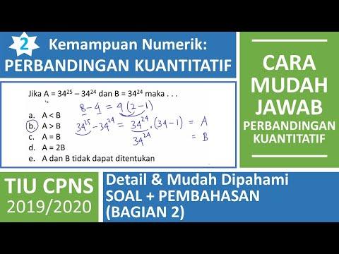 tiu-cpns---perbandingan-kuantitatif-(kemampuan-numerik)---soal-dan-pembahasan-lengkap-(bagian-2)