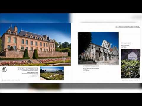 Le Grand Livre de l'Office de Tourisme de Roissy en France