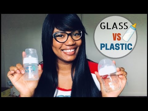 GLASS VS PLASTIC | WHICH IS THE BETTER BABY BOTTLE?! | MEEHLOVE Vlogs
