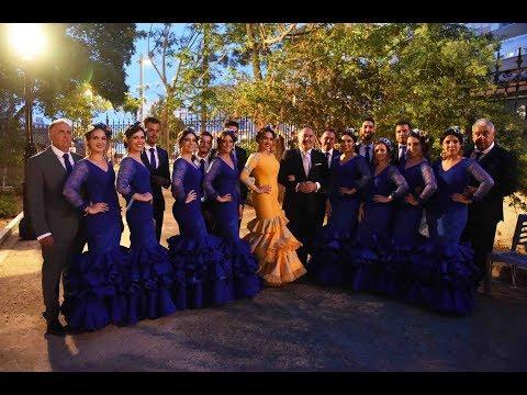 La Coronación de la Reina Pilar Gavira marca el inicio de la Feria Real de Algeciras 2019
