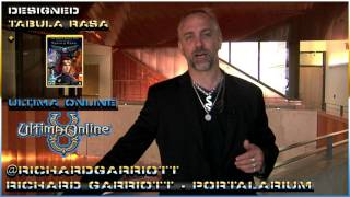 Tabula Rasa DOAG - Richard Garriott Interview