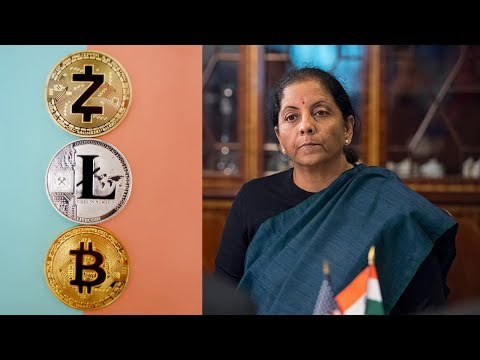 Finance Minister Nirmala Sitharaman Speaks About Cryptocurrencies, Not Likely to Rush into Policy