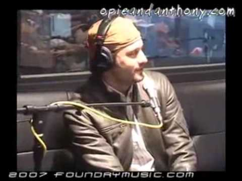 GRINDHOUSE Director Robert Rodriguez on Opie & Anthony