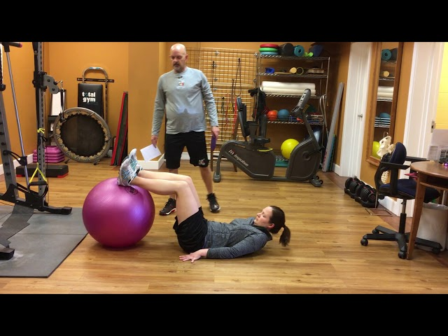 Hamstring Strengthening - Okotoks Physical Therapy