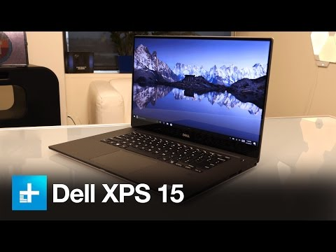 Dell XPS 15 - Hands On Review