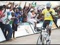 """TOUR DU RWANDA 2016: NDAYISENGA VALENS WINS STAGE 7 """"Musanze - Kigali"""""""