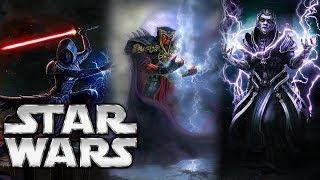 Tudo Sobre a Magia Sith | Explicando Star Wars