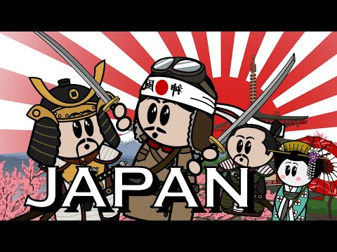 The Animated History Of Japan