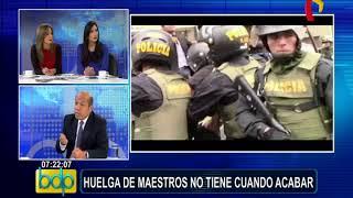 """Hugo Ñopo: """"La Educación es una de las profesiones más vapuleadas en el Perú"""""""