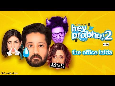 The Office Lafda   Trailer 1   Hey Prabhu 2   Rajat Barmecha   MX Original Series   MX Player