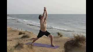 Dharma Yoga Shiva Namaskar Vinyasa II Standing Poses